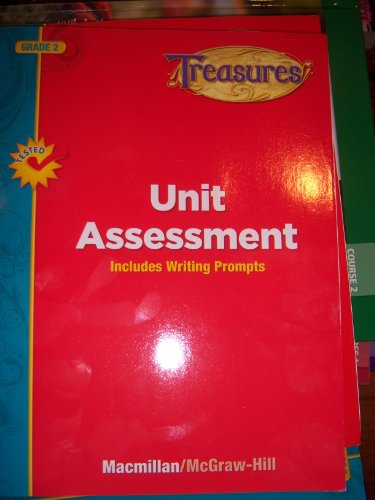 9780022063139: Unit Assessment Includes Writing Prompts: Grade 2 Treasures Paperback