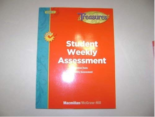 9780022063191: Student Weekly Assessment (Grade 2) (Treasures) (Paperback)