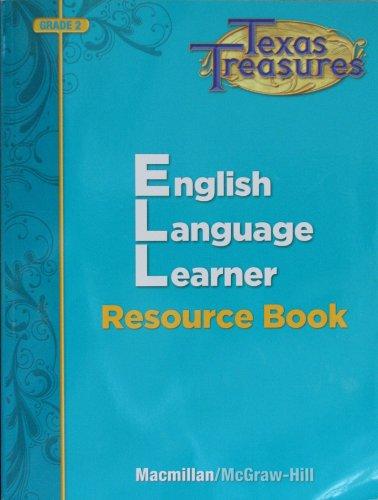 9780022065027: TX Treasures English Language Learner Resource Book grade 2