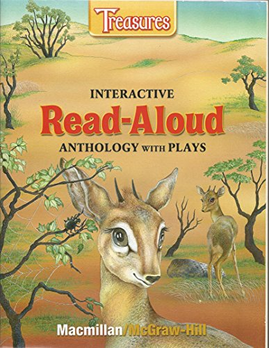 9780022065133: Treasures, Grade 1, Interactive Read-Aloud Anthology with Plays
