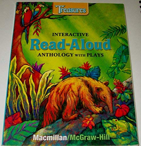 9780022065140: Interactive Read-Along Anthology with Plays (Treasures, Grade 2)