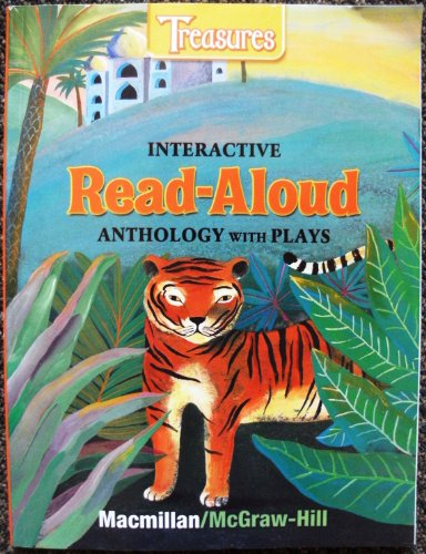 9780022065157: Interactive Read-Aloud Anthology with Plays (Grade 3) (Treasures)