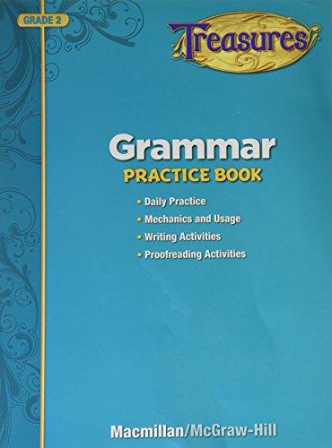 9780022065317: Treasures Grammar Practice Book, Grade 2