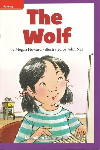 9780022067687: The Wolf (Leveled Reader Library)
