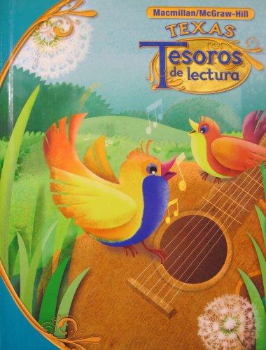 9780022072421: Tesoros de lectura (Texas Edition)
