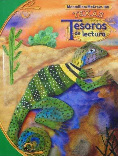 9780022072452: Texas Tesoros de Lectura - Grade 4