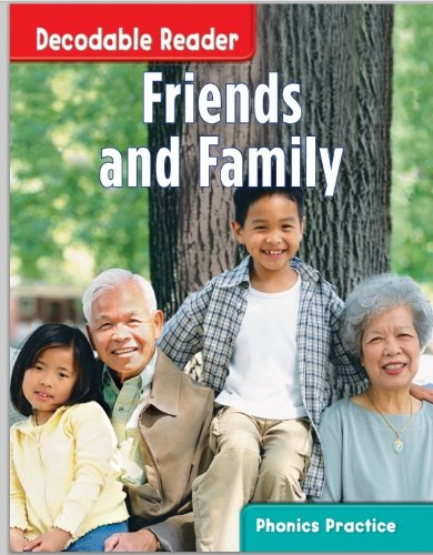9780022074036: McGraw Hill Phonics Practice Textbook: Friends and Family / 2nd Grade (Decodable Reader)