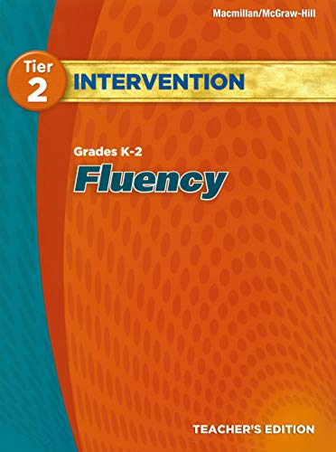 Treasures Inventions Grades k-2 Fluency Teacher's Edition: Macmillan/McGraw-Hill