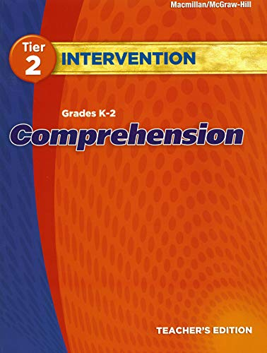 9780022074456: Treasures Inventions Grades k-2 Comprehension Teacher's Edition