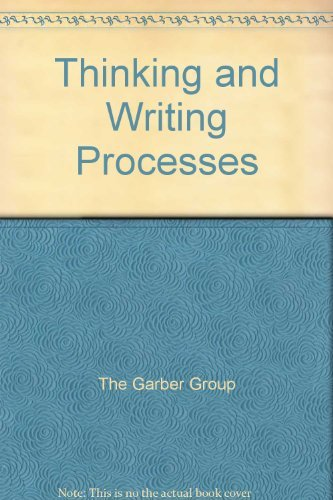 9780022416508: MACMILLAN ENGLISH thinking and writing processes