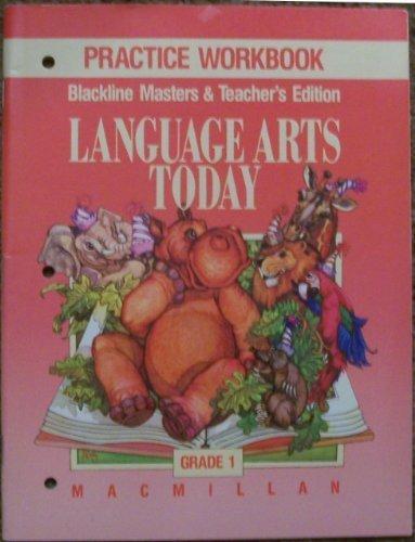 Language Arts Today, Grade 1: Blackline Masters: Staff