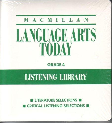Macmillan Language Arts Today Grade 4 Listening: macmillan