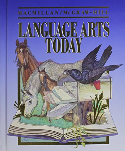 9780022437350: Language Arts Today Grade Five