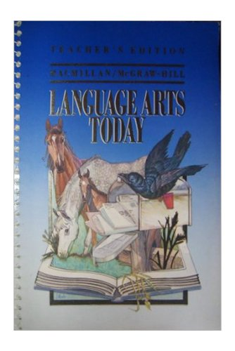 9780022437435: Language Arts Today Teacher's Edition