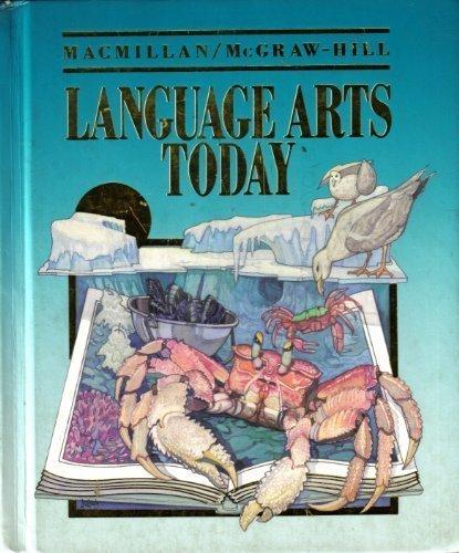 9780022441135: Language Arts Today
