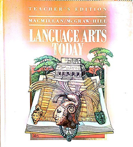 Macmillan Language Arts Today Grade 7 TE (Language Arts Today) (0022441263) by Ann McCallum