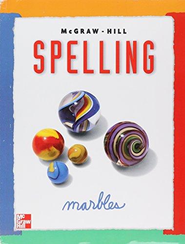 9780022442224: Spelling: Marbles, Grade 4