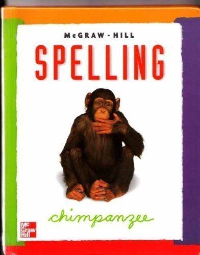 9780022442316: Spelling Chimpanze
