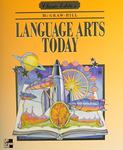 9780022443009: Language Arts Today