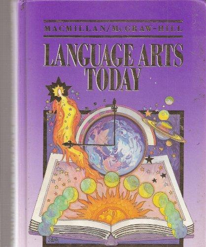 9780022443061: Language Arts Today, Grade 8.