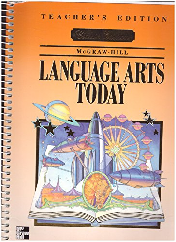 9780022443085: Classic Edition - Language Arts Today-Teacher's Edition (Language Arts Today-Classic Edition)