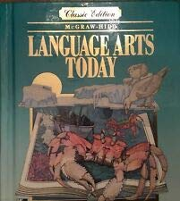 Language Arts Today, Grade 3 Classic Teacher's Edition (1998 Copyright)