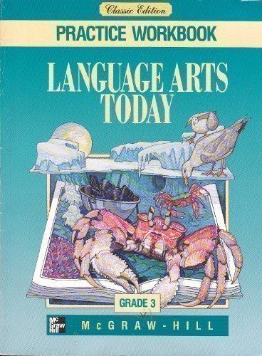 9780022445843: Language Arts Today: Practice Workbook