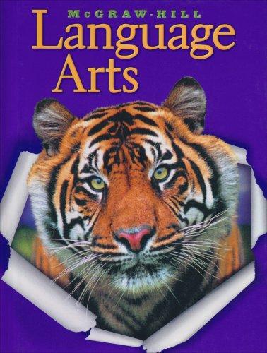 9780022446536: McGraw-Hill Language Arts Grade 4 (Hardcover)