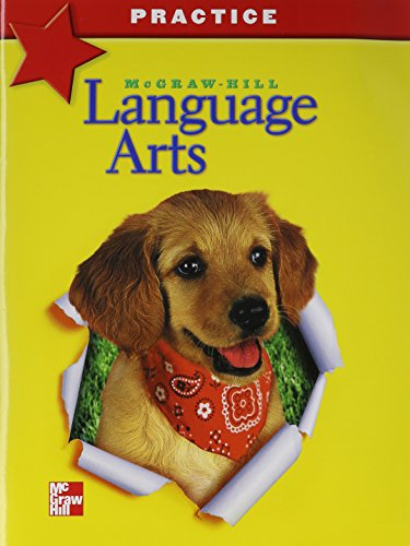 9780022447137: McGraw-Hill Language Arts, Grade 1, Practice Workbook