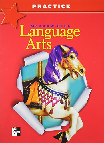 9780022447144: McGraw-Hill Language Arts: Practice