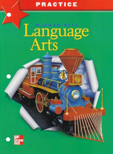 9780022447151: McGraw-Hill Language Arts: Practice Grade 3