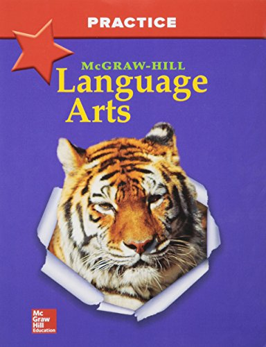 9780022447168: McGraw-Hill Language Arts: Practice