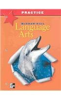 9780022447175: McGraw-Hill Language Arts, Grade 5, Practice Workbook (OLDER ELEMENTARY LANGUAGE ARTS)