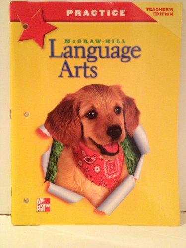 9780022447205: Language Arts 1 Practice Workbook - Teacher Edition