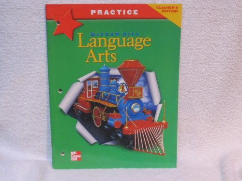 9780022447229: McGraw-Hill Language Arts: Practice, Grade 3, Teacher's Edition