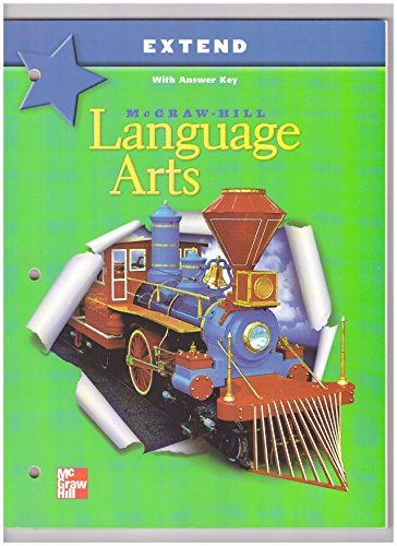 9780022447281: Extend with Answer Key (McGraw-Hill Language Arts)