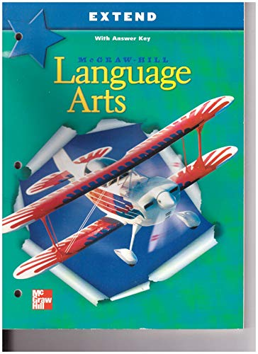 9780022447328: Language Arts (Extend, With Answer Key)