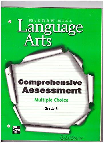 9780022447632: McGraw-Hill Language Arts: Comprehensive Assessment: Multiple Choice: Grade 3