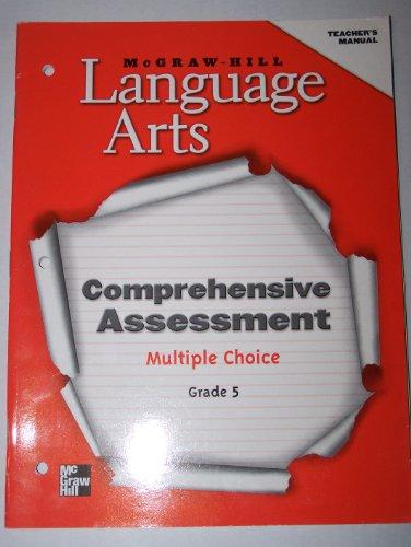 9780022447656: McGraw-Hill Language Arts: Comprehensive Assessment: Grade 5