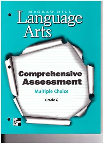 9780022447663: Language Arts (Comprehensive Assessment Multiple Choice, Grade 6)