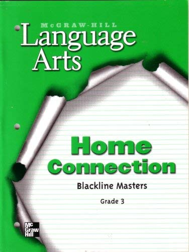 9780022447908: Home Connection Blackline Masters : Teacher Resources
