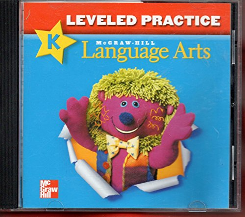 9780022448431: Language Arts Leveled Practice Kindergarten