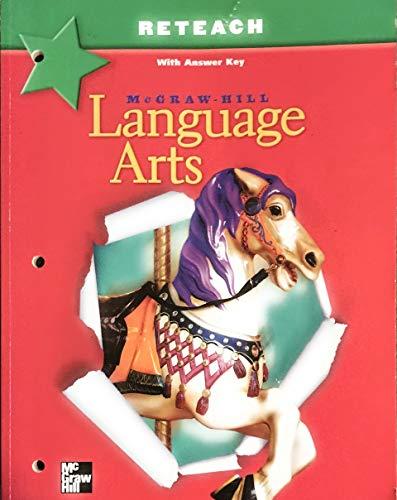 9780022448523: McGraw-Hill Language Arts: Reteach