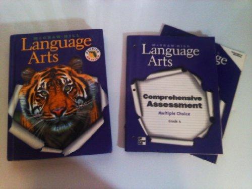 9780022449551: McGraw-Hill Language Arts Grade 4 (Florida Edition)