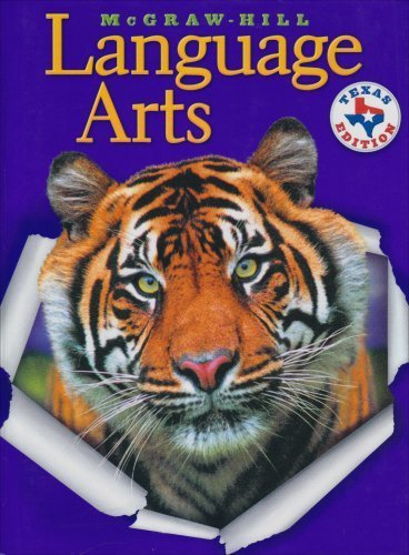 9780022450991: McGraw-Hill Language Arts 4: Texas Edition