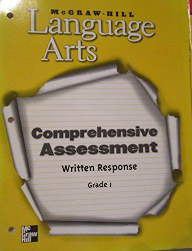 9780022452636: Comprehensive Assessment written Response Grade 1 (Language Arts)