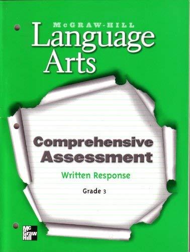 9780022452650: Comprehensive Assessment - Written Response Blackline Masters : Assessment