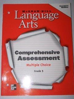 9780022452711: McGraw Hill Language Arts: Teacher's Manual, Comprehensive Assessment; Written Response, Grade 2