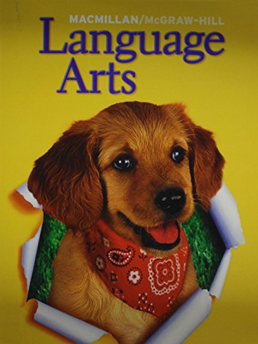 9780022455576: Macmillan/McGraw-Hill Language Arts, Grade 1