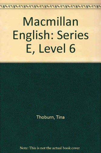 9780022457303: Macmillan English: Series E, Level 6
